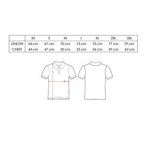 BOXY Microfiber Classic Polo Shirt - Navy