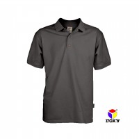 BOXY Microfiber Classic Polo Shirt  - Space Grey