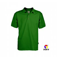 BOXY Microfiber Classic Polo Shirt - Irish Green