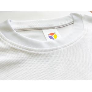 BOXY Microfiber Round Neck Long Sleeves T-shirt  - Dk Violet