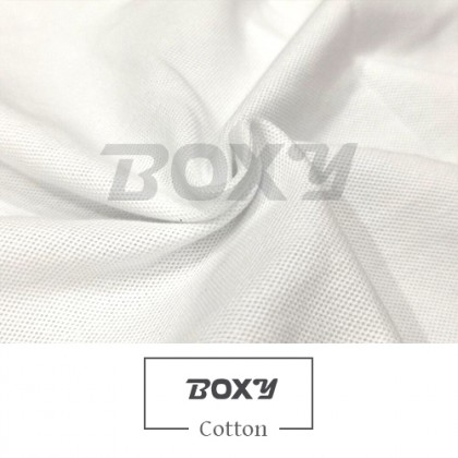 BOXY Cotton Classic Polo Shirts (Forest Green)
